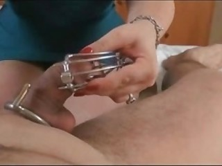 First time chastity