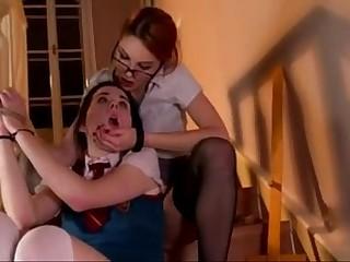 Lesbian Femdom