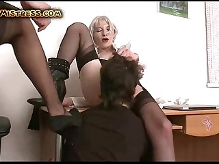 Submissive Guy Rimming..