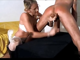 Crazy german mistress..