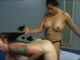 Mistress Kara vs Izamar..