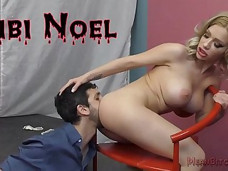 Hot Stripper Bibi Noel  And..