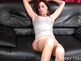Mistress lady high heels..