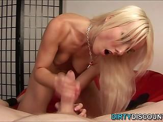 Cbt brit mistress spunky