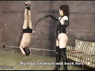 MLDE-003 Mistress Tomeki and..
