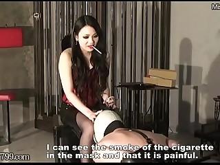 Dominant Mistress Saran..