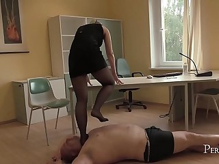 Soft Trampling in Tights -..