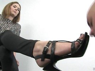 Foot Fetish domination by..