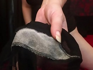 Pantyhose Fetish with Pussy..