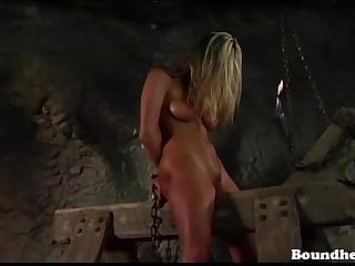 Female mistress finds..