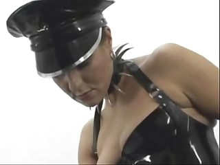slave suck and fucked by..