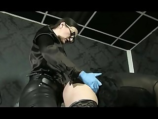 German Mistress strapon..