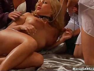 Lesbian Mistress Of Slave..