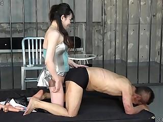 Japanese Mistress Rui..