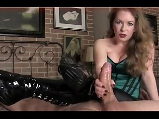 Dirty talking Mom Cock Play..