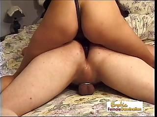 Horny Bitch Likes To..