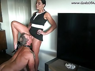 Strict wife made from her..