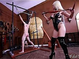 ClubDom Mistress Breaks In..