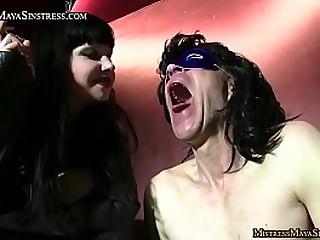 Mistress Maya Sinstress in..