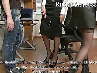 punishment and spanking for..