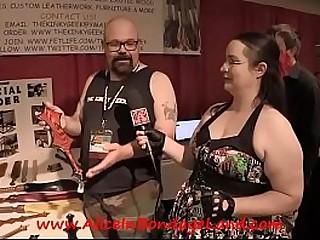 BDSM Interviews Kinky FemDom..