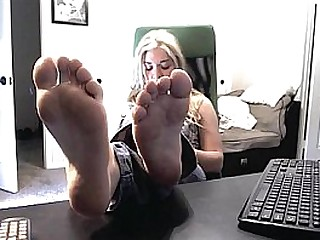 Loser Feet Worship JOI