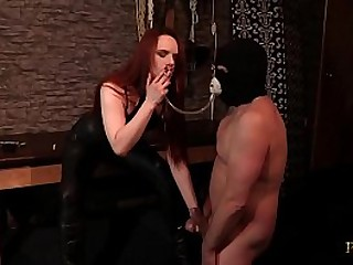 Smoking Hot Ballbusting 3 -..
