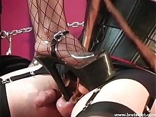 Balls Bondage and Punishment