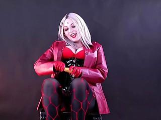 Mistress Arya Grander..