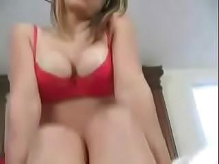 Nice mistress showing feet -..