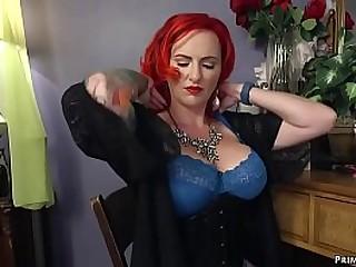 High class redhead escort..