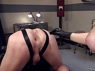 Huge tits blonde nurse..