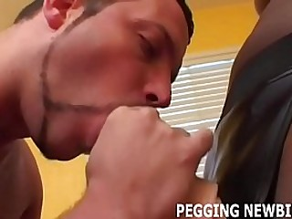 Pegging And Strapon..
