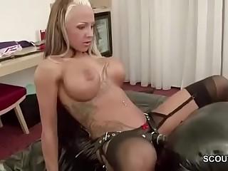 Femdom German Teen Fuck..