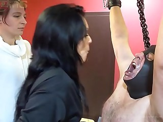 german femdom spit