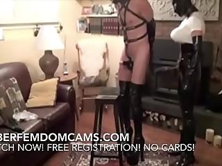 Femdom BDSM Sadictic Latex..