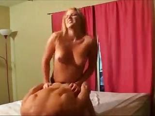 Girlfriend Sex With Strapon..
