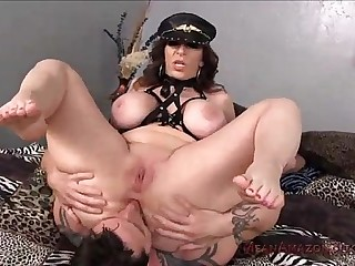MILF Cruel Face Sitting and..