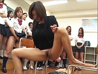 Japanese mistress ,teacher..