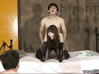Aya Kisaki Japanese Femdom..