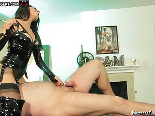 Mistress Tangent nipple..